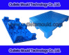 Injection plastic pallet mould manufacture