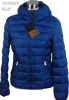 2013 BRIGHT BLUE STYLISH LADIES' WINTER JACKET.
