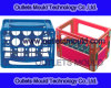 Plastic Injection Beer turnover box mold maker