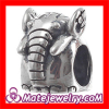Cute Designer european Silver Elephant Charms Bead China Cheap