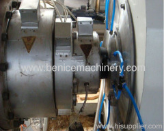PE pipe production line for water supply pipe