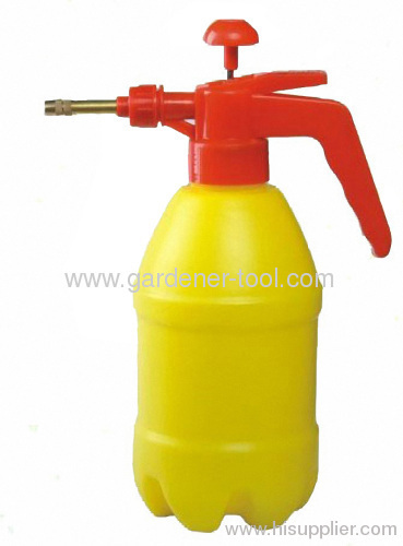 Plastic 1.2L Air Pressure Sprayer with plastic head