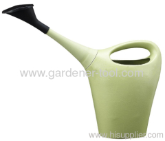 Plastic Giraffe 6L Garden Watering Pot For Irrigation With Round Handle