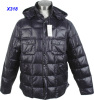 2013 MEN'S WINTER PADDED/DOWN JACKET