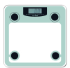 Bathroom body scales cs-825