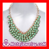 Fashionable Multi Layered Bubble Bib Necklace Wholeslae