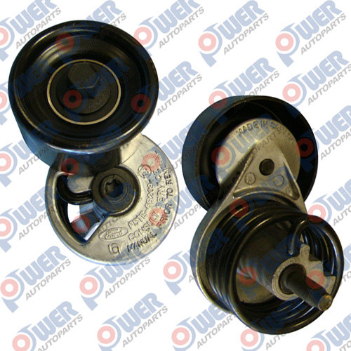 F5TE6B209BA,F5TE 6B209 BA,Tensioner Pulley,Belt Tensioner