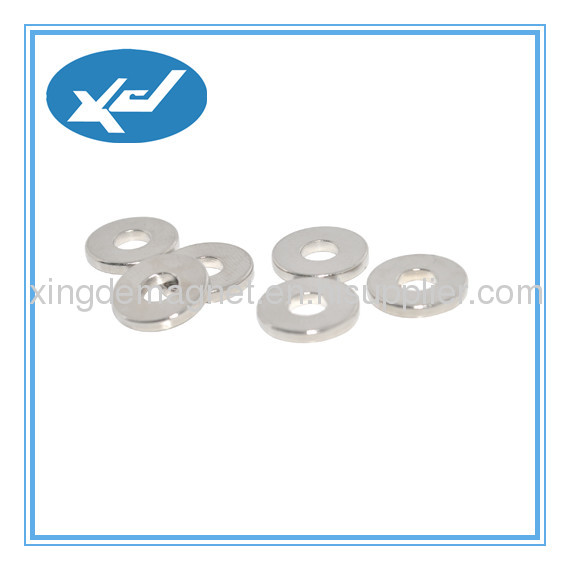 N45 sintered NdFeB magnet ring