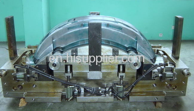 auto car bumper mould