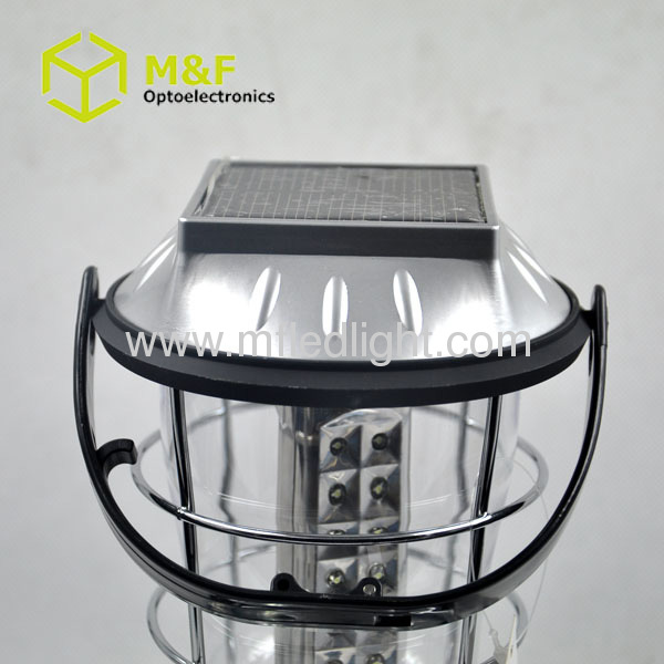 36led hand crank multi-function unique solar charger led lantern