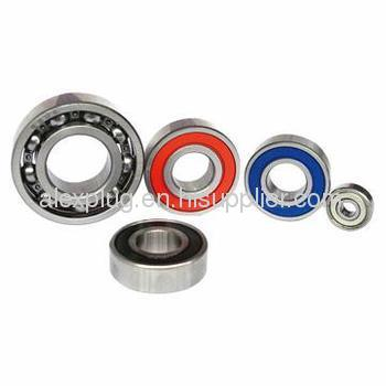 SUPER PRECISION DEEP GROOVE BALL BEARING 6300 2rs