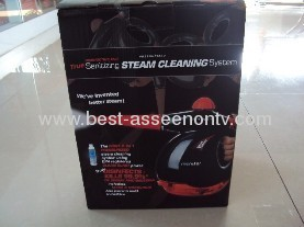 Monster 1200 Steam Cleaner MONSTER 1200 Heavy-Duty Handheld Steam Cleaner As seen on TV