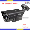 680TVL IR vari-focal Outdoor Ccd Camera Waterpoof Network Camera