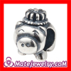 Wholesale 925 Bracelets Cute Animal european Silver Pig Charm Beads