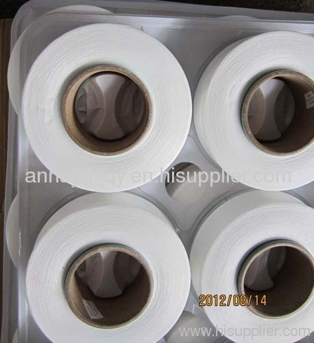 clear and semi-dull 15D spandex yarn