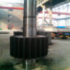 Steel Casting gear shaft