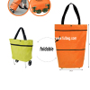 trolley bag, Promotional carrier, Shoulder bag, foldable bag, Shopping trolley bag