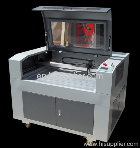 CO2 laser engraving and cutting machine for many materials