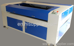 GH-1690 with rotary device co2 laser engraver and cutter
