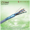 CAT5E FTP CABLE PASSE FLUKE