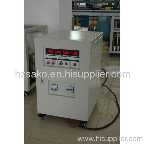 Variable Frequency Power Supply,AC Power Source