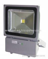 9500 - 10000lm 100w Outdoor Led Flood Lighting, 2700-8500K High Power Led Floodlight, REX-S010