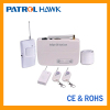 12 wireless zones GSM security alarm system for house security