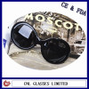 Fashion Sunglasses with Round Frame