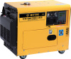 5KW 220V 4-stroke 3600rpm Air-cooled silence diesel generator