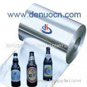 Beer mark Aluminium Foil in Jumbo Roll Approved by FDA/SGS