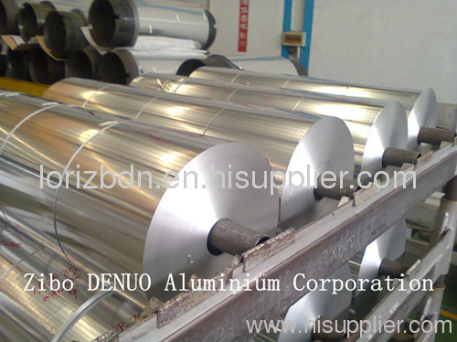 Beer mark Aluminium Foil in Jumbo Roll thickness 0.01-0.011mm