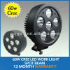 12V ATV CREE led working lamps super bright waterproof 4x4 offroad light