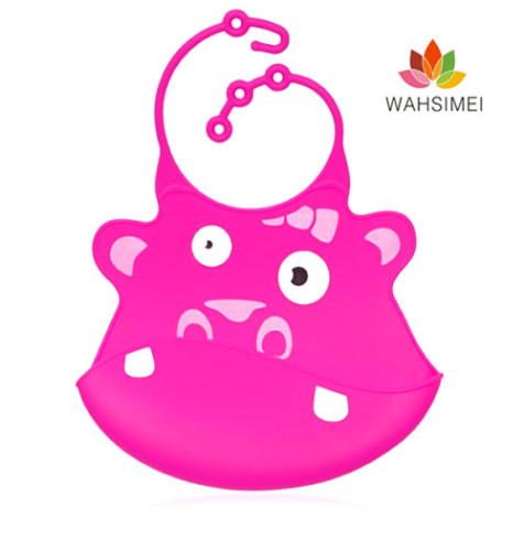 newest and best selling baby product silicone baby bib in wholesale