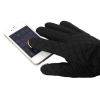 Winter quilted touch glove in warm and soft touch