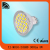 gu5.3 mr16 led cup lamp 3w 110v