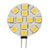 G4 LED Lamp Round Shape Replacing 20W Halogen Lamp Energy Saving