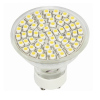GU10 Dimmable LED Lamp Replacing 30W Halogen Lamp with 60pcs 3528SMD Epistar