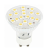 GU10 LED Lamp without Cover SMD Chips Replacing 30W Halogen Lamp