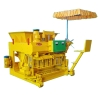 JMQ-6A Mobile Concrete Block Making Machine