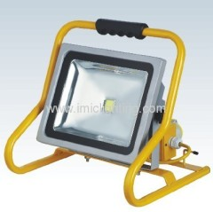 30W portable COB LED Flood Light industrial use