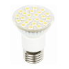 JDR E14 E27 LED Bulb SMD Chis Glass without Cover Epistar