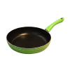 Aluminum press frying pan
