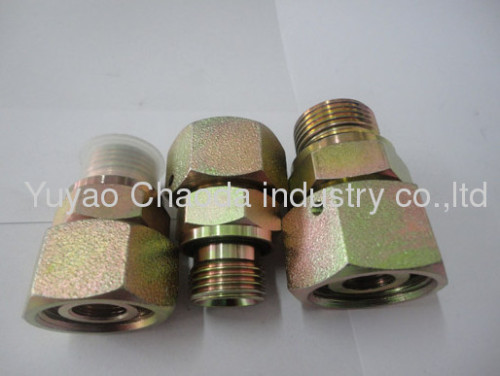 Metric Male74°CONE OfMetric Thread 74° Cone Flared Tube Fittings