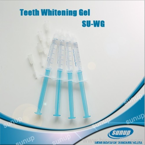 2013 best seller teeth whitening non peroxide gel with CE certificate