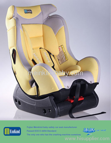 Meinkind S500 new design safety baby car seat with ECE R44/04