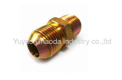 Metric Male74°CONE Of Metric Thread 74° Cone Flared Tube Fittings