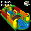 Kids Inflatable Amusement Park