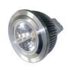 4W COB led spotlight bulb with E27 base