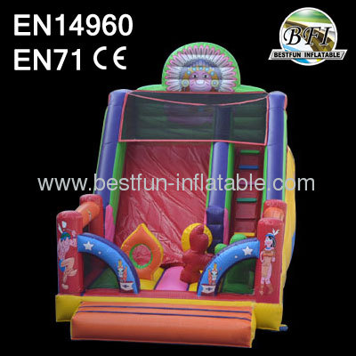 Indian Inflatable Slide Sale