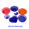 Hot selling custome silicone bakeware